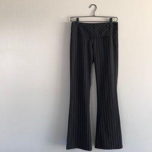 FRESH WEAR Pin Stripe Dress Pants